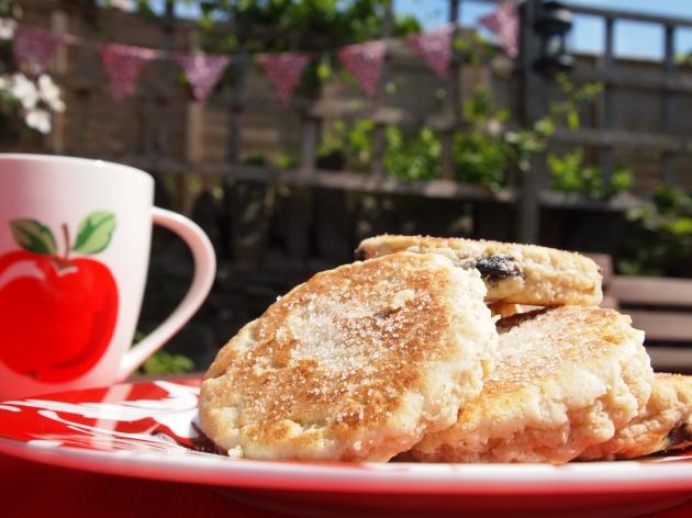 Grandma's Bakestones, Welsh cakes