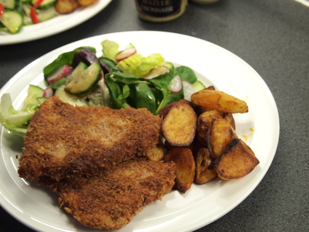 Southern Fried Schnitzel