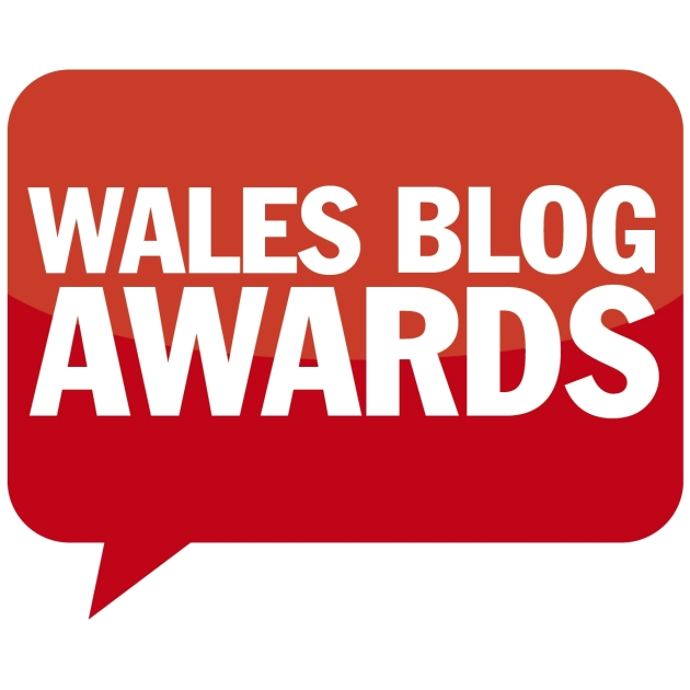 I've been shortlisted for the 2012 Wales Blog Awards