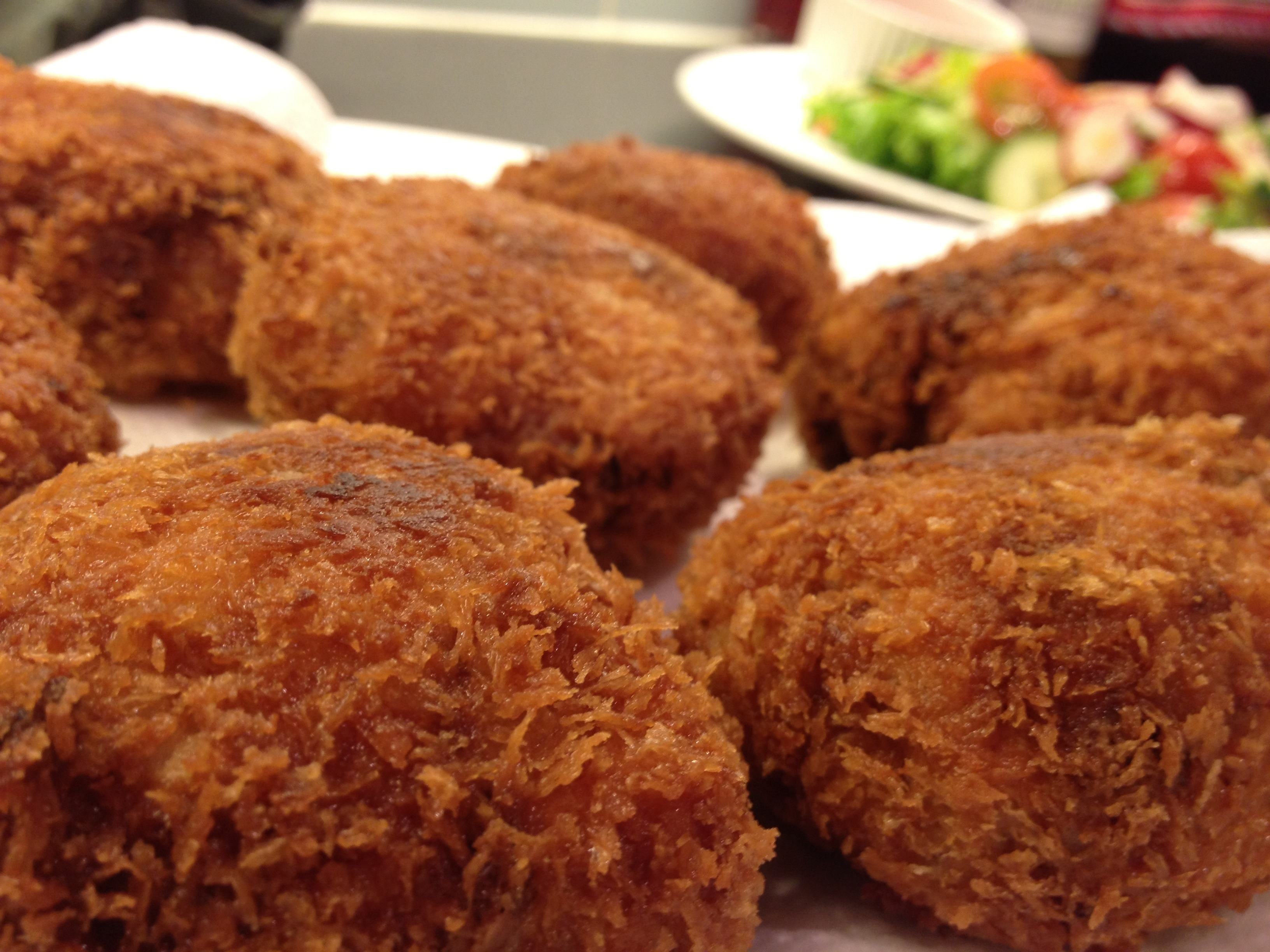 how to make tuna fish cakes without breadcrumbs