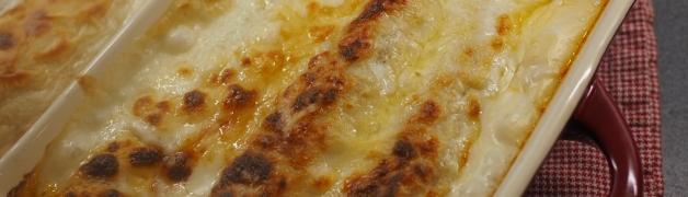 Pancake cannelloni