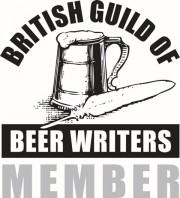 British Guild of Beer Writers member logo