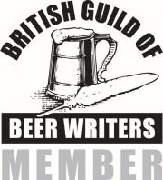 British Guild of Beer Writers member logo